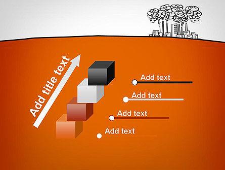 Factory Sketch PowerPoint Template Slide 14