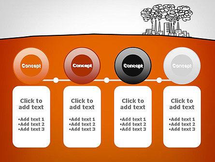 Factory Sketch PowerPoint Template Slide 5