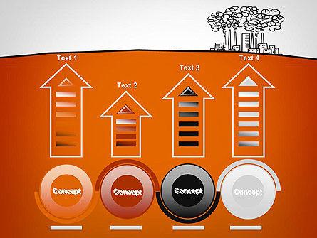 Factory Sketch PowerPoint Template Slide 7
