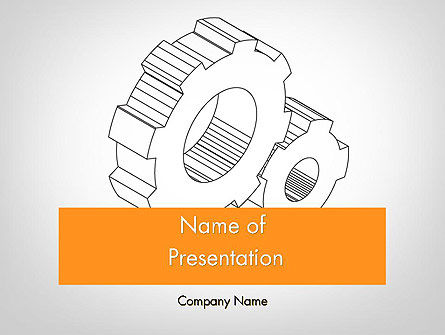 Work Concept PowerPoint Template, 11760, Business Concepts — PoweredTemplate.com