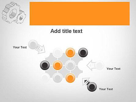 Work Concept PowerPoint Template Slide 10