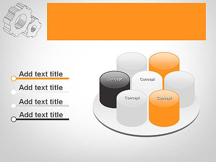Work Concept PowerPoint Template Slide 12