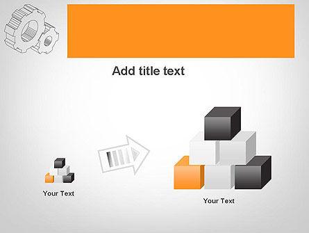 Work Concept PowerPoint Template Slide 13