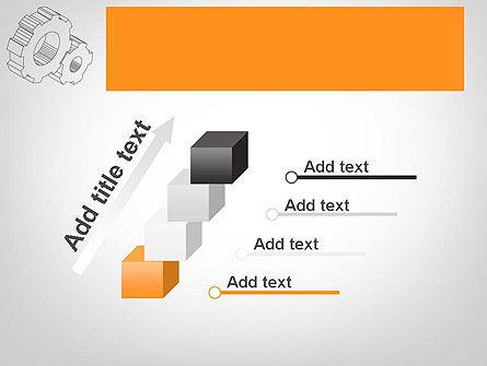 Work Concept PowerPoint Template Slide 14