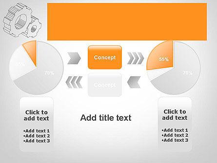 Work Concept PowerPoint Template Slide 16