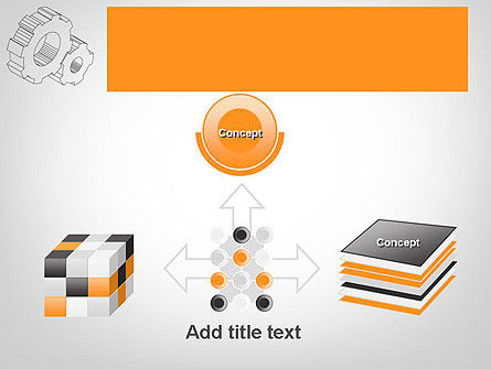 Work Concept PowerPoint Template Slide 19