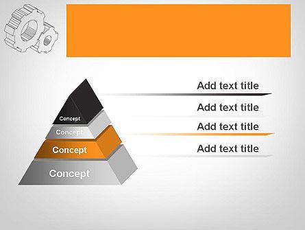 Work Concept PowerPoint Template, Slide 4, 11760, Business Concepts — PoweredTemplate.com