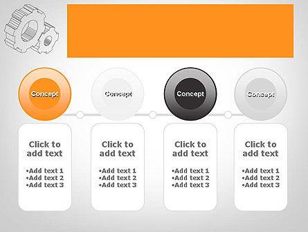 Work Concept PowerPoint Template Slide 5