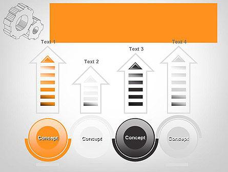 Work Concept PowerPoint Template Slide 7