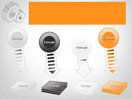 Work Concept PowerPoint Template Slide 8