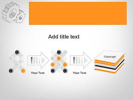 Work Concept PowerPoint Template Slide 9