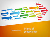 Business Concepts: Forward Concept PowerPoint Template #11762