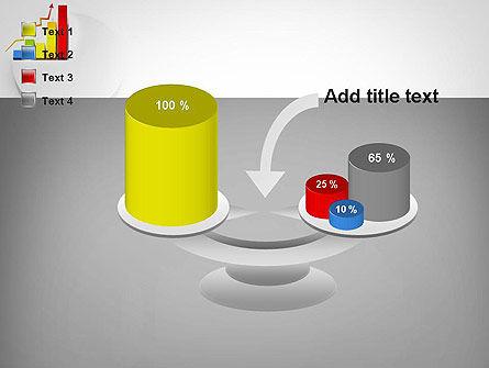 Success Bar Chart PowerPoint Template Slide 10