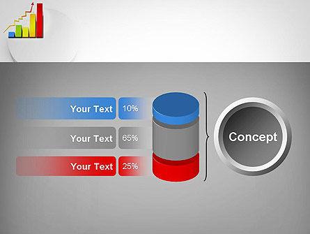 Success Bar Chart PowerPoint Template Slide 11