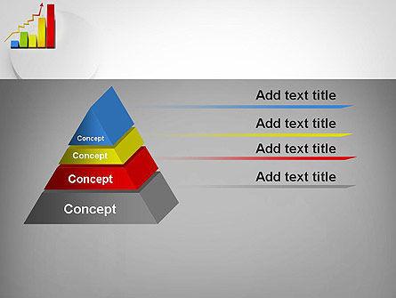 Success Bar Chart PowerPoint Template Slide 12