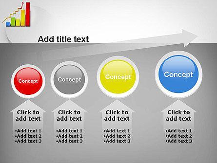 Success Bar Chart PowerPoint Template Slide 13