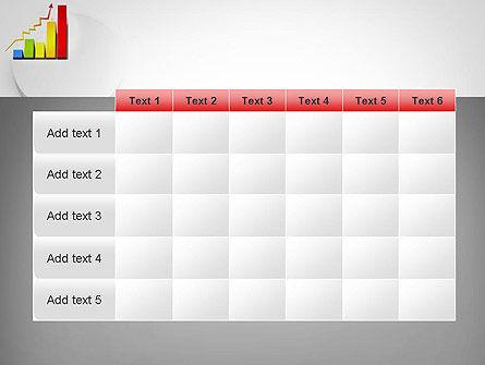 Success Bar Chart PowerPoint Template Slide 15