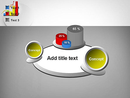 Success Bar Chart PowerPoint Template Slide 16