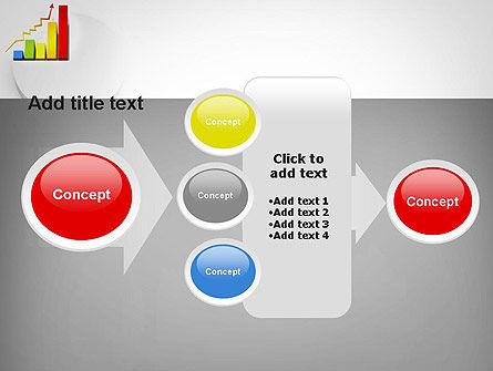 Success Bar Chart PowerPoint Template Slide 17