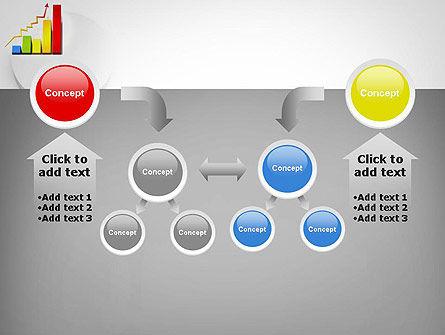 Success Bar Chart PowerPoint Template Slide 19