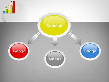 Success Bar Chart PowerPoint Template, Slide 4, 11767, Business Concepts — PoweredTemplate.com