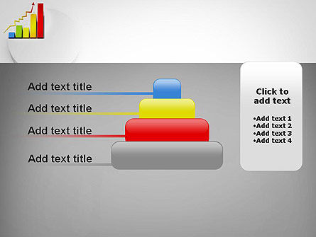 Success Bar Chart PowerPoint Template Slide 8