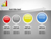 Success Bar Chart PowerPoint Template#13