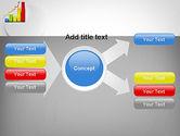Success Bar Chart PowerPoint Template#14