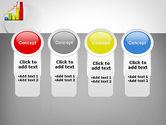 Success Bar Chart PowerPoint Template#5