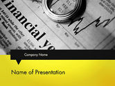 Financial/Accounting: Corporate Financial Planning PowerPoint Template #11768