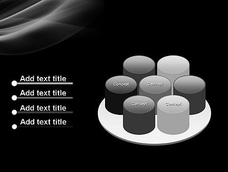 Black Background PowerPoint Template Slide 12