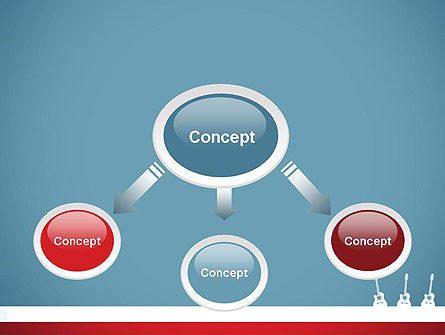 Three Guitars PowerPoint Template Slide 4