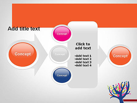 Different Directions PowerPoint Template Slide 17
