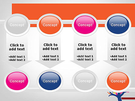 Different Directions PowerPoint Template Slide 18