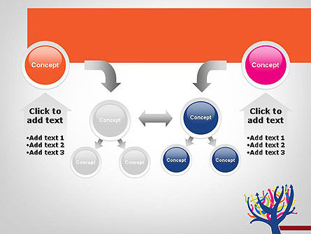Different Directions PowerPoint Template Slide 19