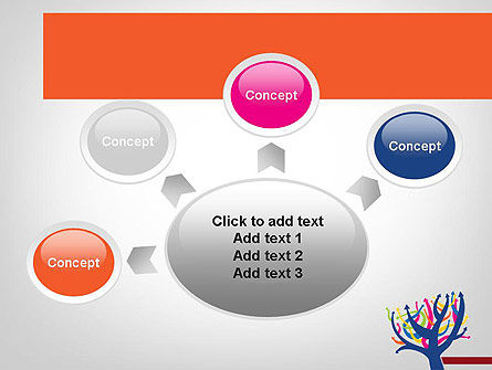 Different Directions PowerPoint Template Slide 7