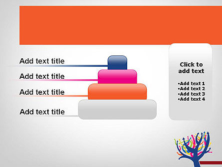 Different Directions PowerPoint Template Slide 8