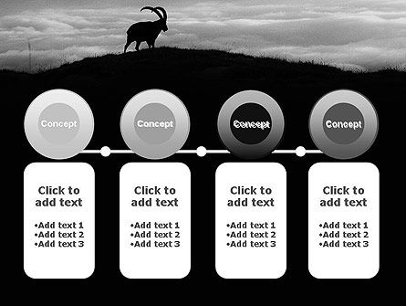 Chamois PowerPoint Template Slide 5
