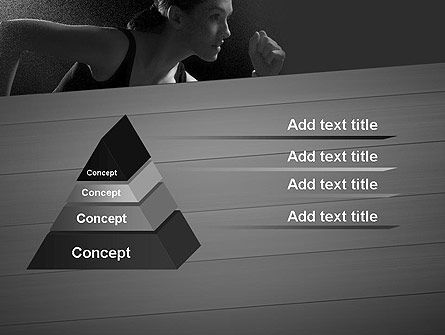 Will to Win PowerPoint Template, Slide 4, 11780, Sports — PoweredTemplate.com