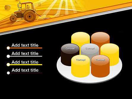 Small Farming PowerPoint Template Slide 12