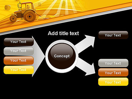 Small Farming PowerPoint Template Slide 15