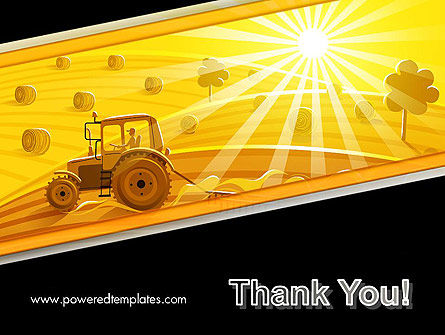 Small Farming PowerPoint Template Slide 20