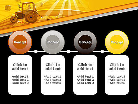 Small Farming PowerPoint Template Slide 5