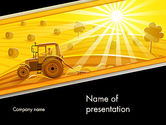 Small Farming PowerPoint Template#1
