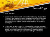 Small Farming PowerPoint Template#2