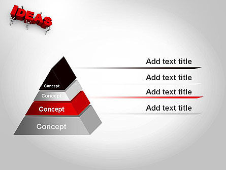Pushing Ideas PowerPoint Template Slide 12