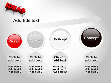 Pushing Ideas PowerPoint Template Slide 13