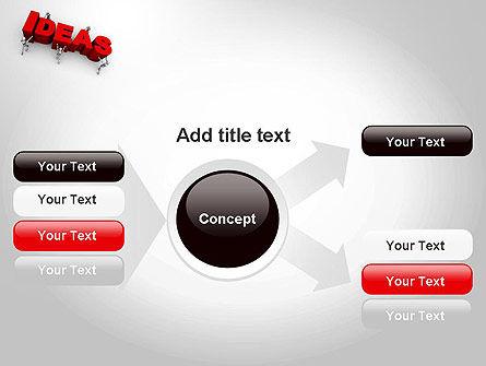 Pushing Ideas PowerPoint Template Slide 14
