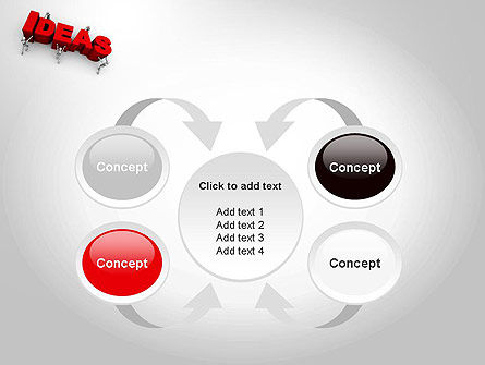 Pushing Ideas PowerPoint Template Slide 6