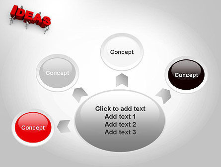 Pushing Ideas PowerPoint Template Slide 7